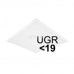 LED Panelen UGR 36w 60x60cm
