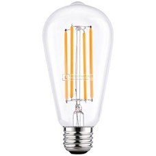 LED ST64 Filament Lamp