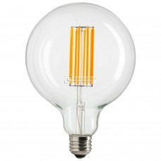 LED G125 Filament Lamp