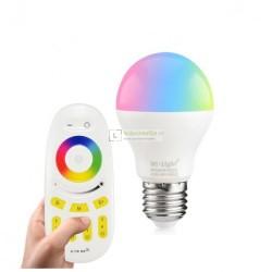E27 LED lamp RGBWW